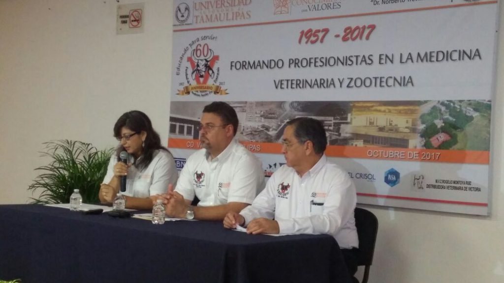 Invita Veterinaria a Congreso Internacional