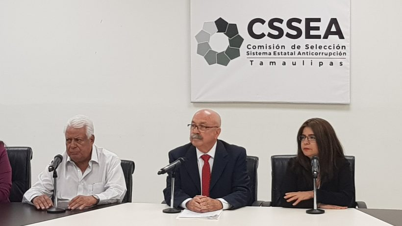 Reunion del Comite Estatal Anticorrupcion
