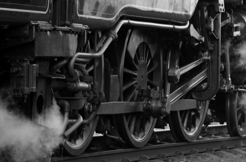 23 de junio de 1937, año en que se nacionalizaron los ferrocarriles.