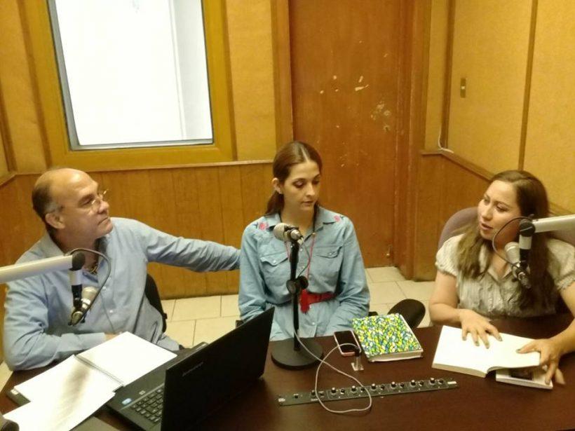 Maria Nuñez en Radio UAT