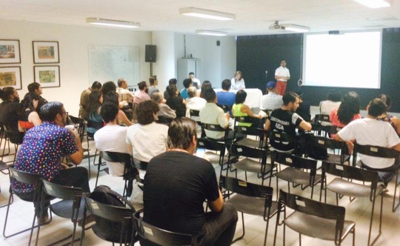 Reunion informativa Jueves de Metro en Tampico