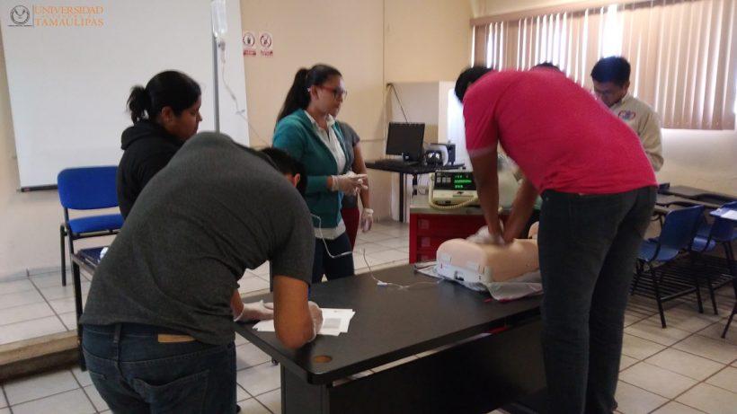 Recibe Enfermería Tampico acreditación por parte de AHA
