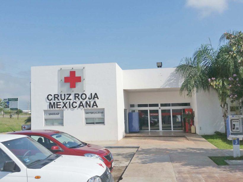 El sabado cursos en la Cruz Roja