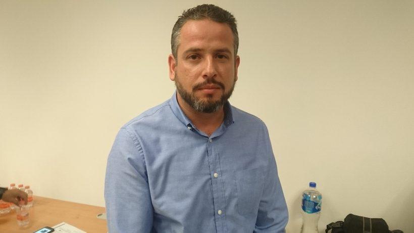 Alberto Flores, del Programa Emprendedor UAT