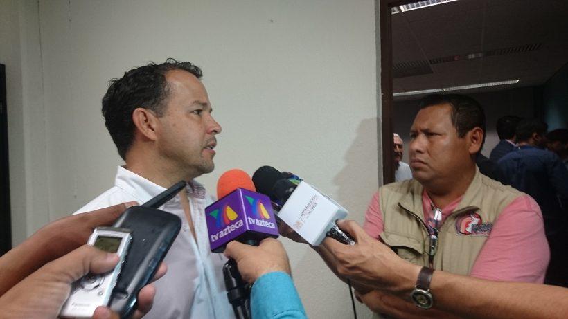 Juan Carlos Alanis de la CANACO