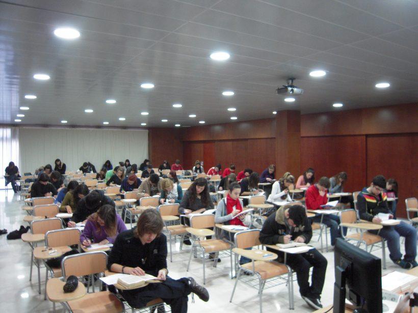 Platicas en el aula
