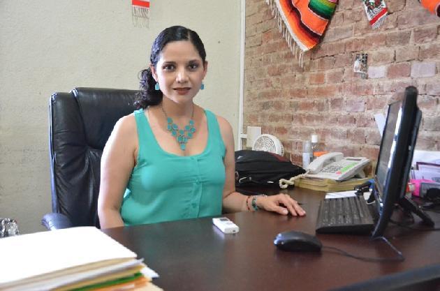 Sandra Balderas, de Casa del Arte Victoria