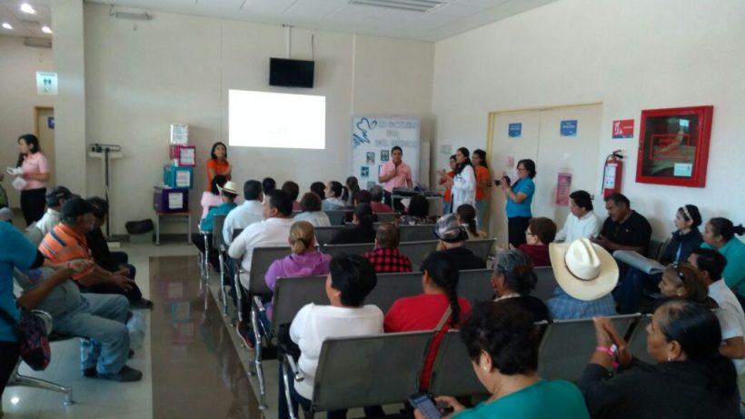 """Participa UAT en """"Semana Rosa"""""""