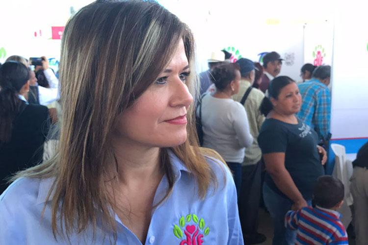 Presidenta del DIF Tamaulipas