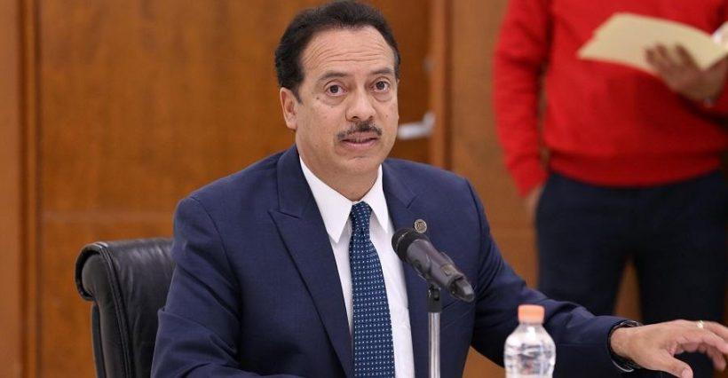 Diputado Oscar Ramos Salinas