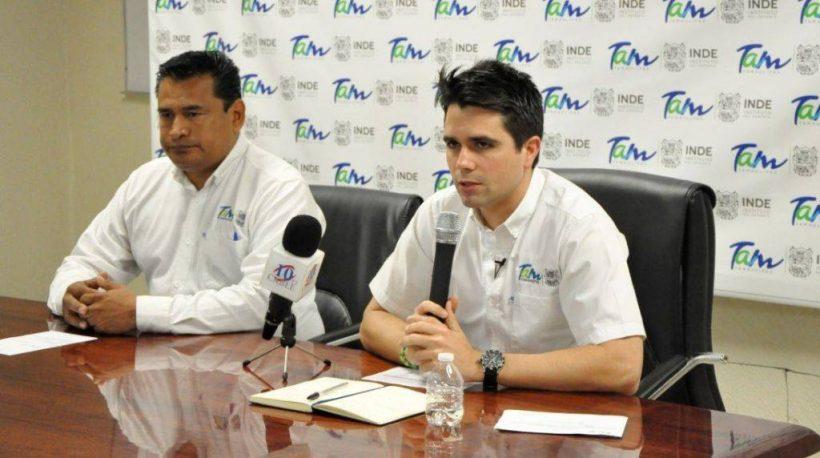Fernandez Altamirano, en rueda de prensa