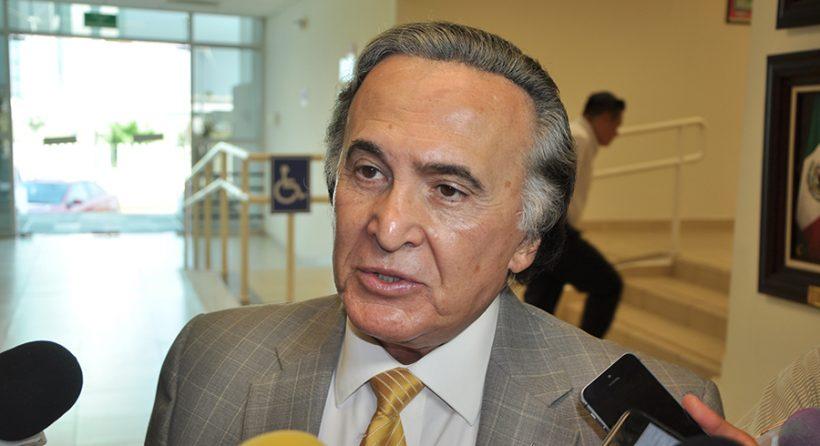Glafiro Salinas, presidente de la Junta de Coordinacion Politica en el Congreso del Estado de Tamaulipas