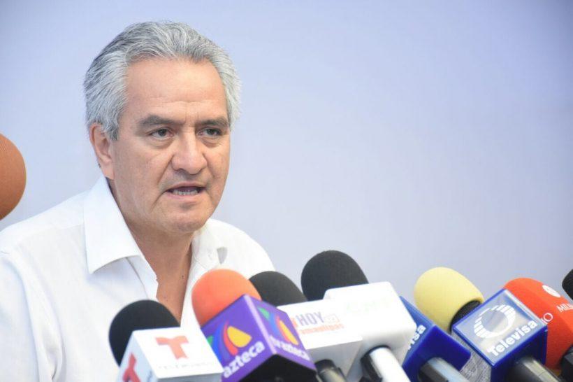 Vocero de Seguridad en Tamaulipas