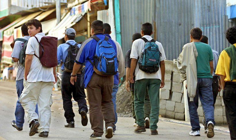 Atiende Instituto de Migración a repatriados