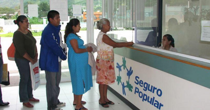 Seguro Popular atiende a mas de 53 millones de mexicanos
