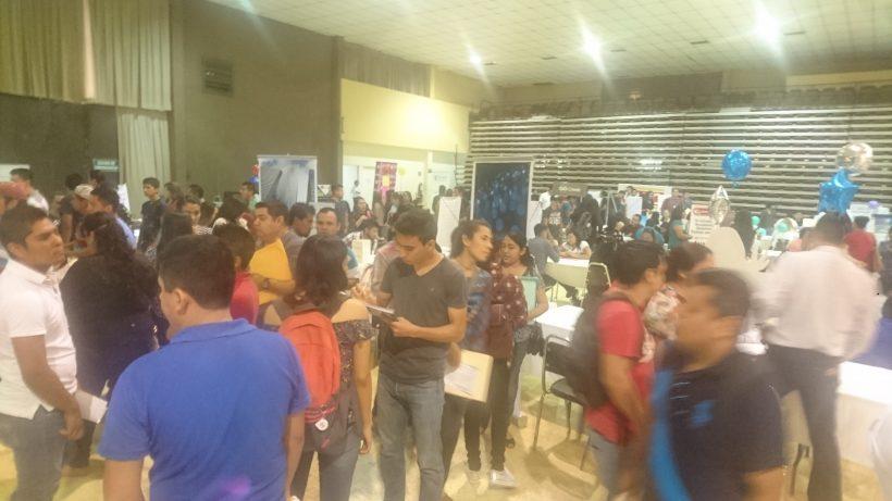 6ta Feria del Empleo en Ciudad Victoria