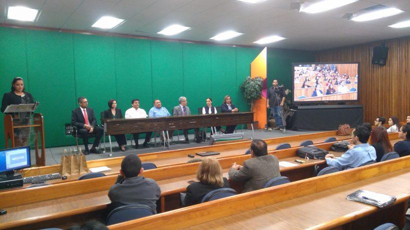 Realiza Derecho Victoria Primer Congreso Internacional