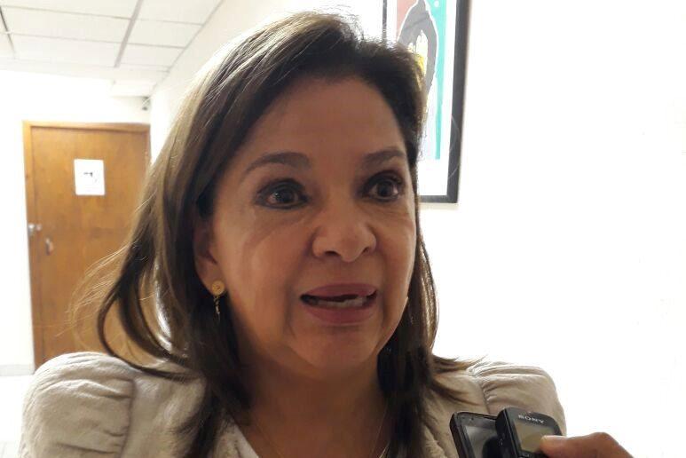 Senadora Sandra Luz Garcia