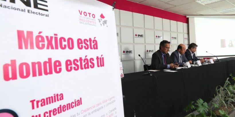 Convocan a Connacionales a participar en elecciones del 2018