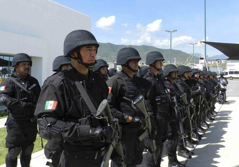 Policía Estatal y Federal apertura vacantes