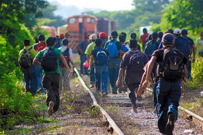 Migracion en México, una problematica