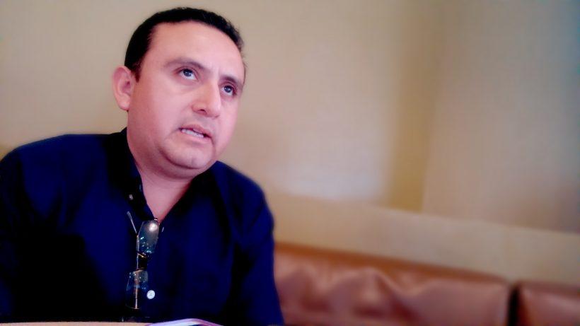 Ciro Hernandez, en entrevista