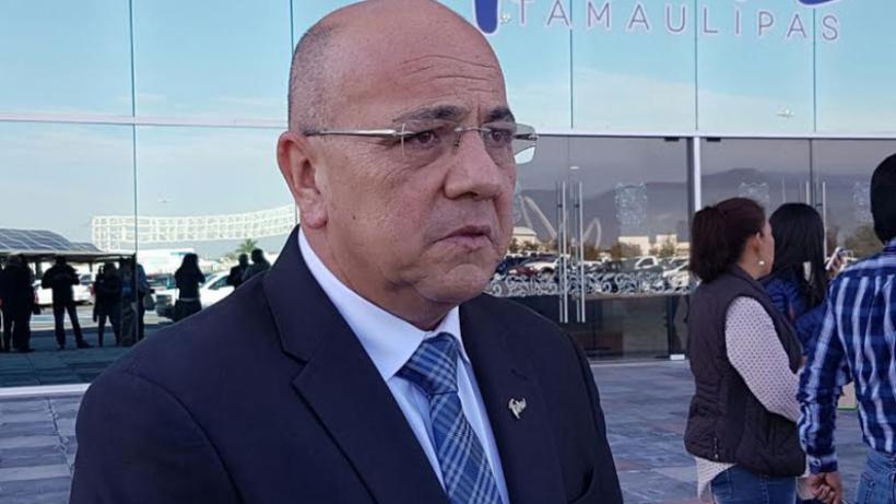 Gilberto Estrella, titular de la SEDUMA