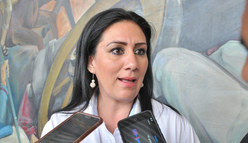Regidora Samira Guerrero