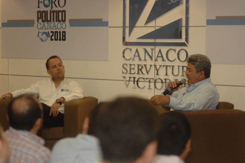 Canaco propone estrategias de desarrollo empresarial