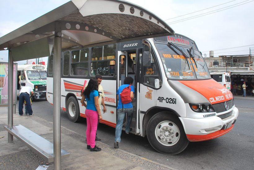 aumento al transporte podría realizarse a finales del 2018