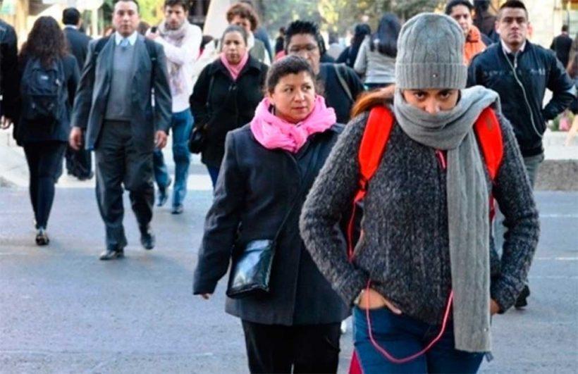 Se esperan 16 frentes fríos para Tamaulipas