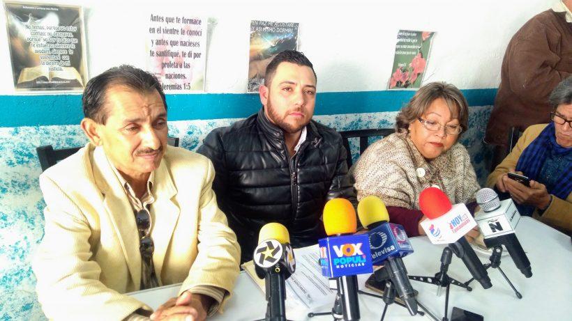 colectivos de tamaulipas se unen para apoyar a Luis Salinas Rodríguez