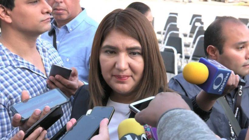 Estela Chavira al pendiente de lo que ocurre en la frotera