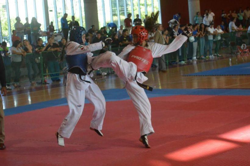 Atletas tamaulipecas en Olimpiada Nacional