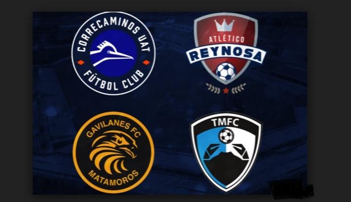 Los 4 equipos tamaulipecos que participaran en el cuadrangular en Reynosa
