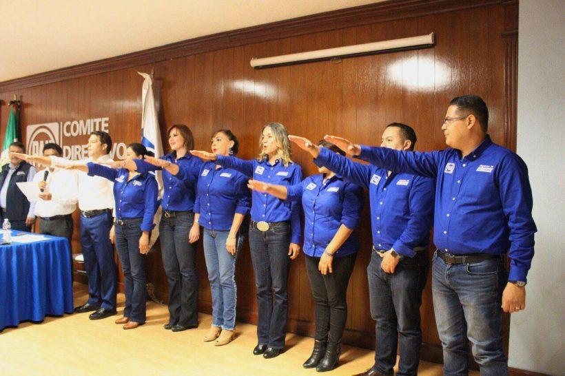 Comite Directivo del PAN Tamaulipas