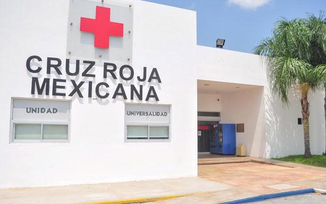 Cruz Roja Victoria