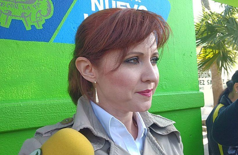Diputada Imelda Sanmiguel